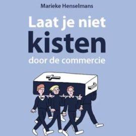 Laat je niet kisten, van Marieke Henselmans