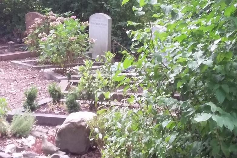 Begrafenis Westgaarde