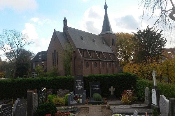 Begrafenis in Amsterdam Sloten