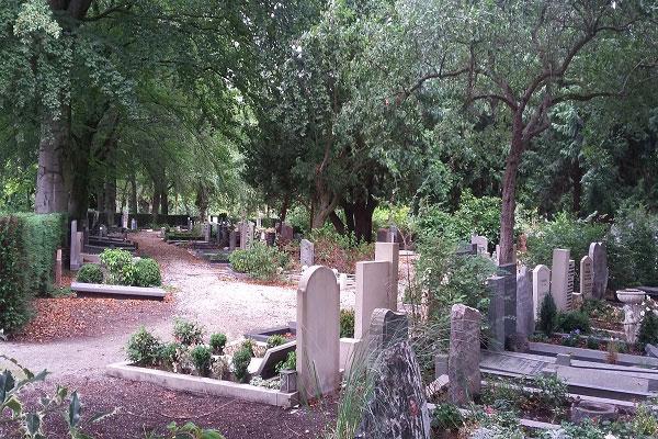 Begraafplaats Zorgvlied